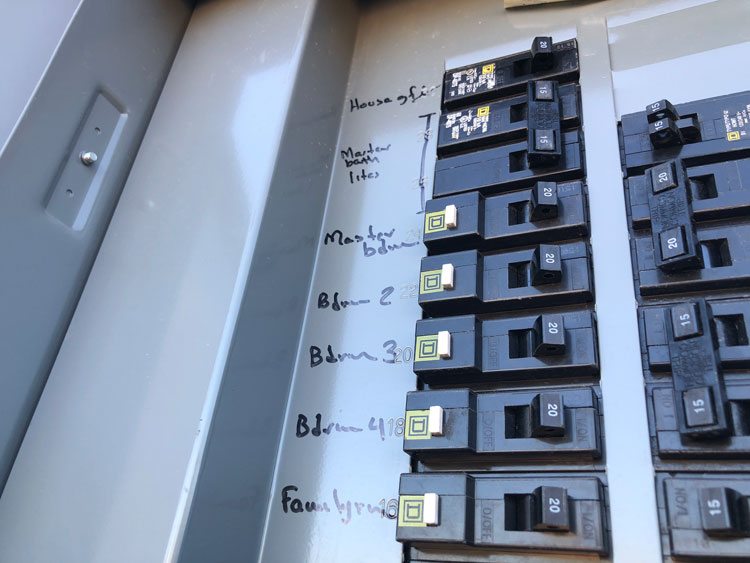 circuit breaker keeps tripping how to fix it circuit box