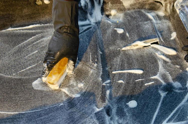 cleaning vinegar baking soda carpet cleaning