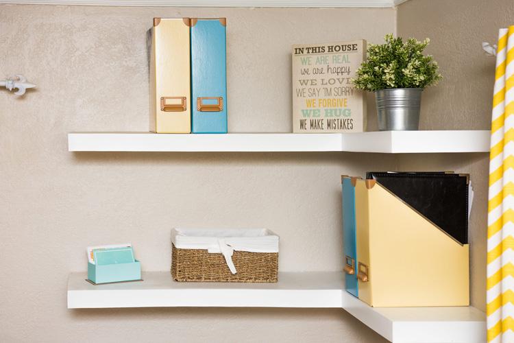 diy floating shelves guide and ideas corner