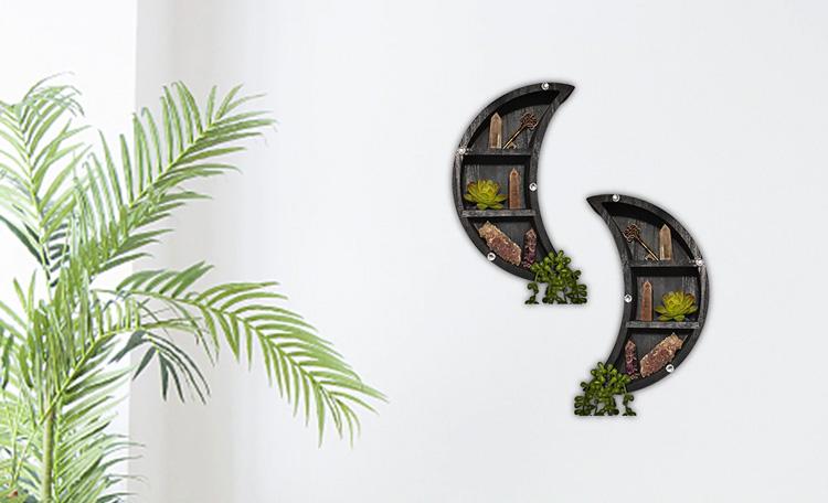 diy floating shelves guide and ideas moon shelves