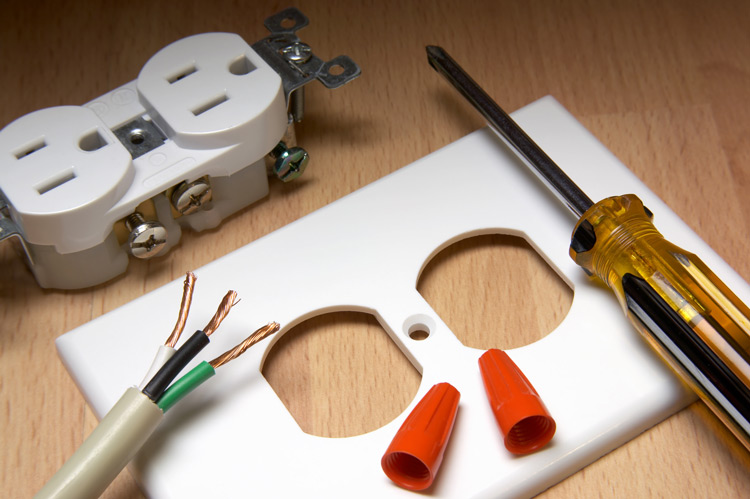 electrical outlet not working heres whats wrong broken outlet to assemble