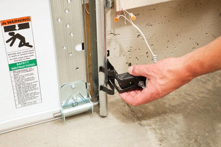 garage door wont open how to fix it tension photo eye sensor