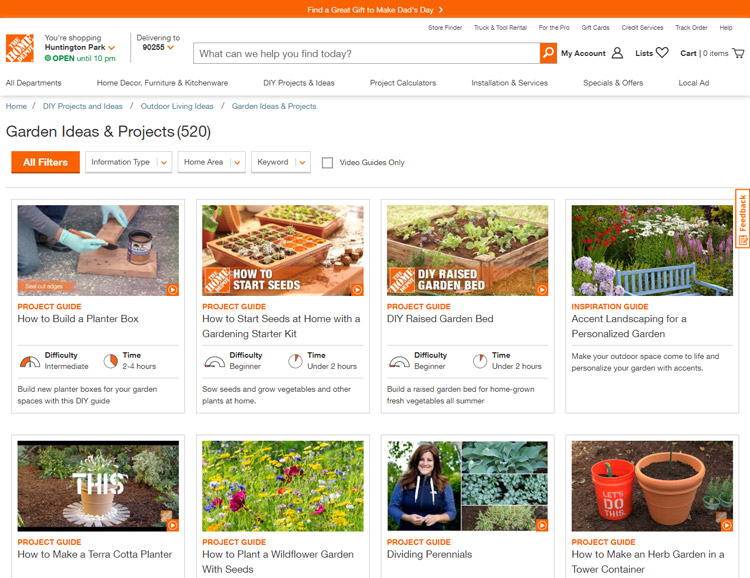 places buy plants online homedepot