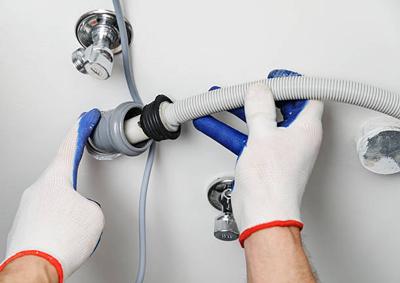 dishwasher not draining tips drain pipe