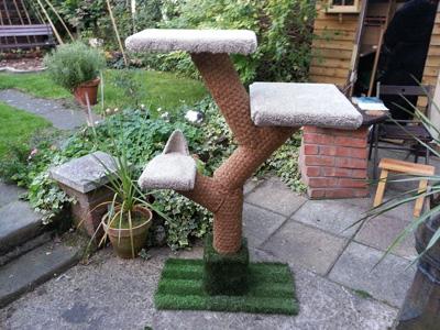 the ultimate diy cat tree varied carpet cat tree